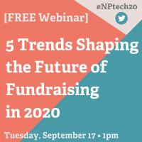 Nonprofit Tech for Good – A Fundraising & Social Media Blog