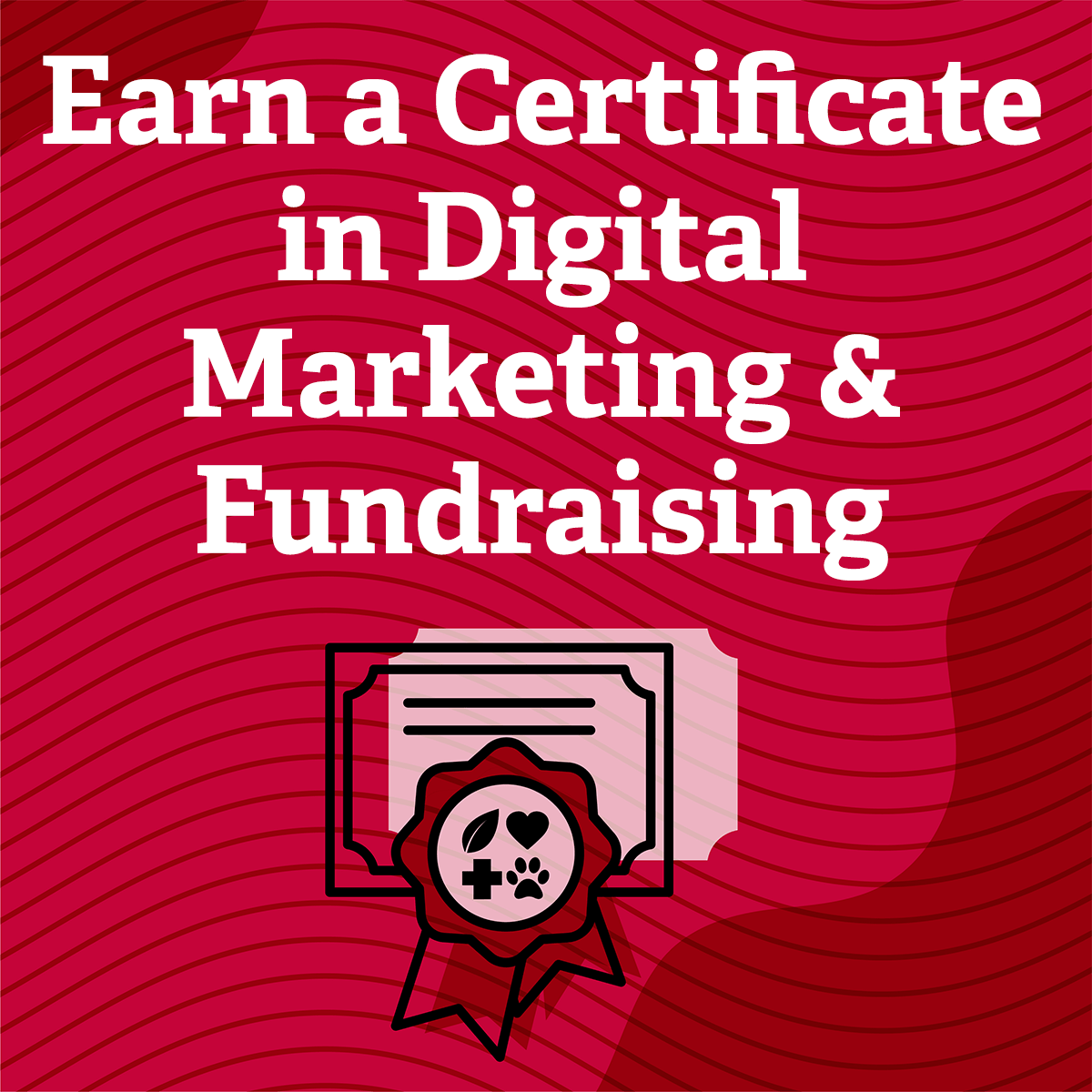 Earn a Certificate in Digital Marketing & Fundraising from Nonprofit Tech for Good via @nonprofitorgs