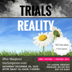Iffat-Mabool-NurulQuran-12-26-1pm-Reality-of-Trials