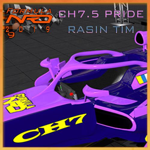 CH7.5 Pride Rasin Tim