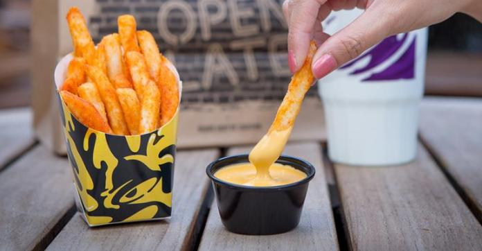 Image result for taco bell nacho fries