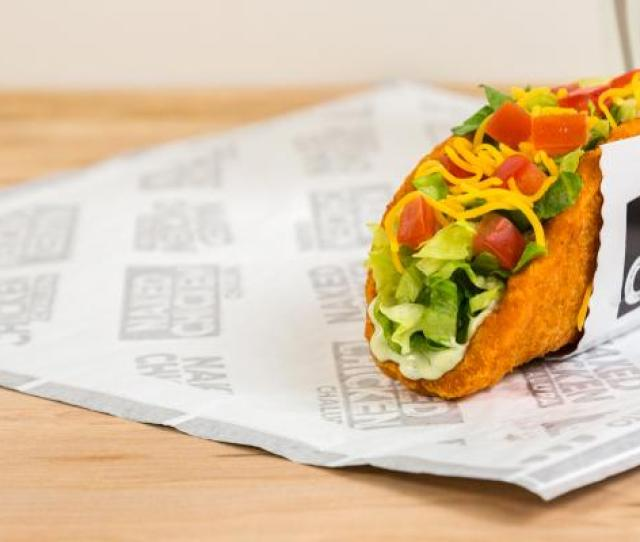 Taco Bell To Debut Naked Chicken Chalupa Nationwide Nations