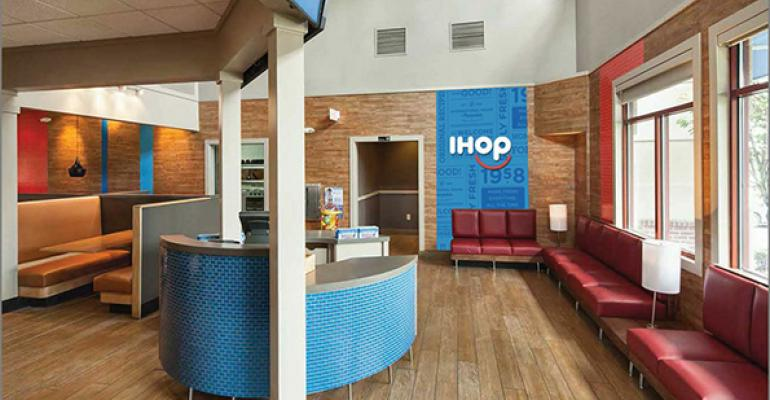 Family Dining Chain IHOP Tests New Restaurant Prototype