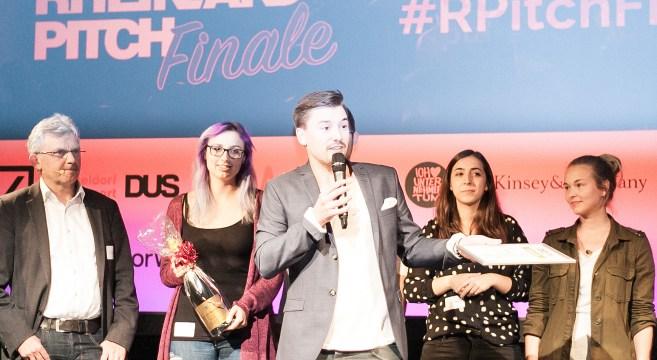 Rheinland-Pitch Finale31_Gewinner Team Volunteer World (1)