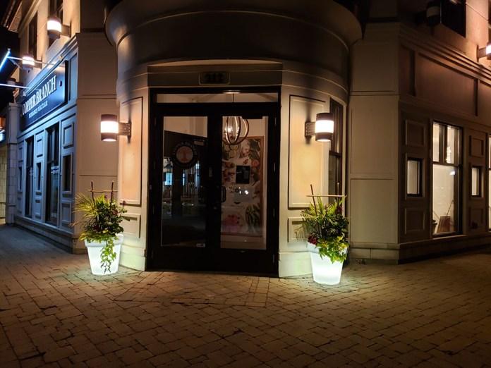Lighting Up Rosemère's Commercial Streets