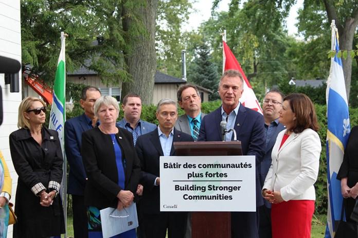 Ottawa allots $49.2 million for North Shore anti-flooding measures