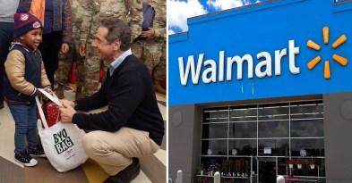 Governor Andrew M. Cuomo announces partnership with Walmart, Wegmans, etc