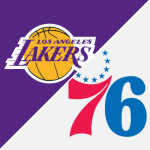 Lakers @ 76ers Free Pick