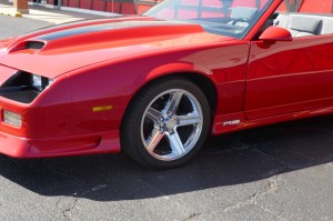 1992 Chevrolet Camaro RSCONVERTIBLE WITH NEW RED PAINT