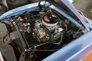 1967 Pontiac Firebird REAL F1 CODEV8 ENGINE WITH 4
