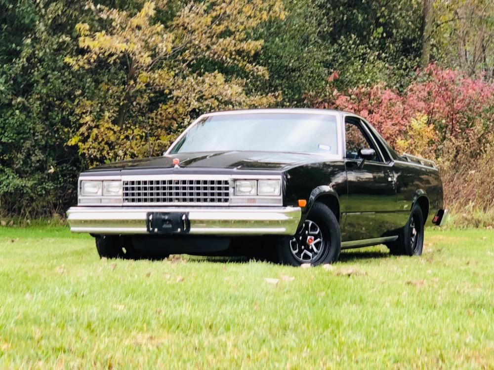 Exhaust El 1983 Camino System