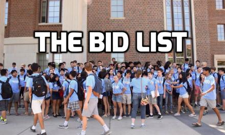 The 2016-2017 Bid List (USC, SWDI)
