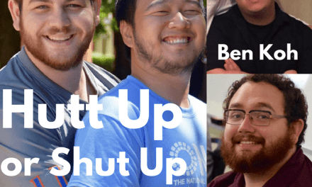 Hutt Up or Shut Up E3- Nov/Dec Topic Analysis- Terrence Lonam and Ben Koh
