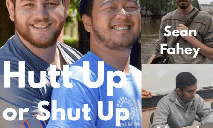 Hutt Up or Shut Up E4: Guests Varad Agarwala and Sean Fahey