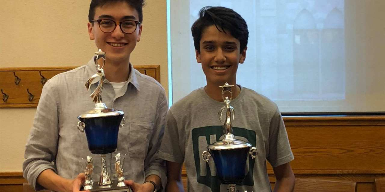 West Des Moines Valley's Animesh Joshi Wins Yale