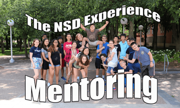 The NSD Experience: Mentoring