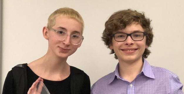 Katherine Anne Porter School's Ben Thomas wins Heritage Hall