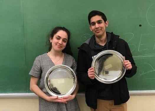 Harvard-Westlake's Vishan Chaudhary Wins Berkeley