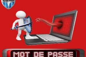 Sécurité de vos mots de passe et email