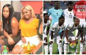 Ghanaian black starts used egypt prostitutes at AFCON 2019