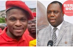 NAPO and Sammy Gyamfi in court over defamation