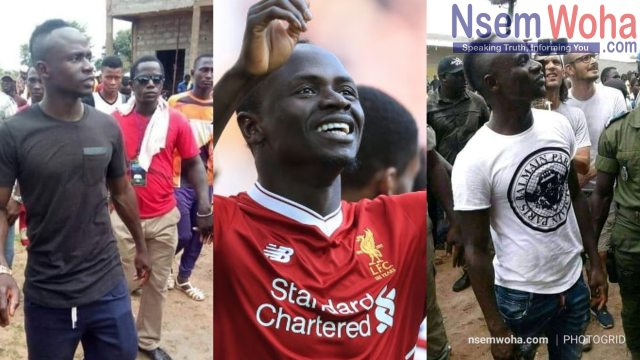 sadio mane builds school for hometown