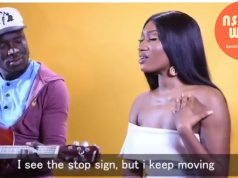 wendy shay responds to critics with song
