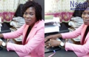 Takyi paralyzed after picking forms