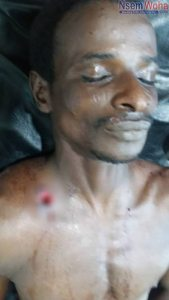 Fulani injured by gunshot on kintampo highway