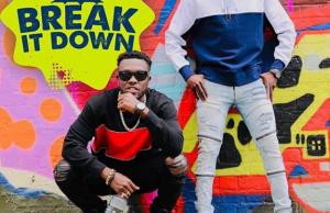 Reggie n bollie break it down cover art