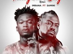 Imrana features samini on imagine say remix