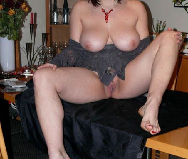 Chubby Slut Wife Posing In Different Outfit