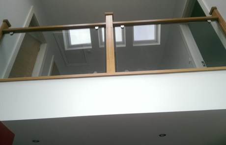 Glass Infill Panels for Balconies