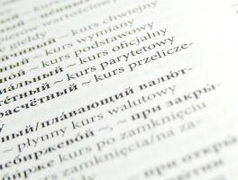 Tłumaczenie na język rosyjski cena