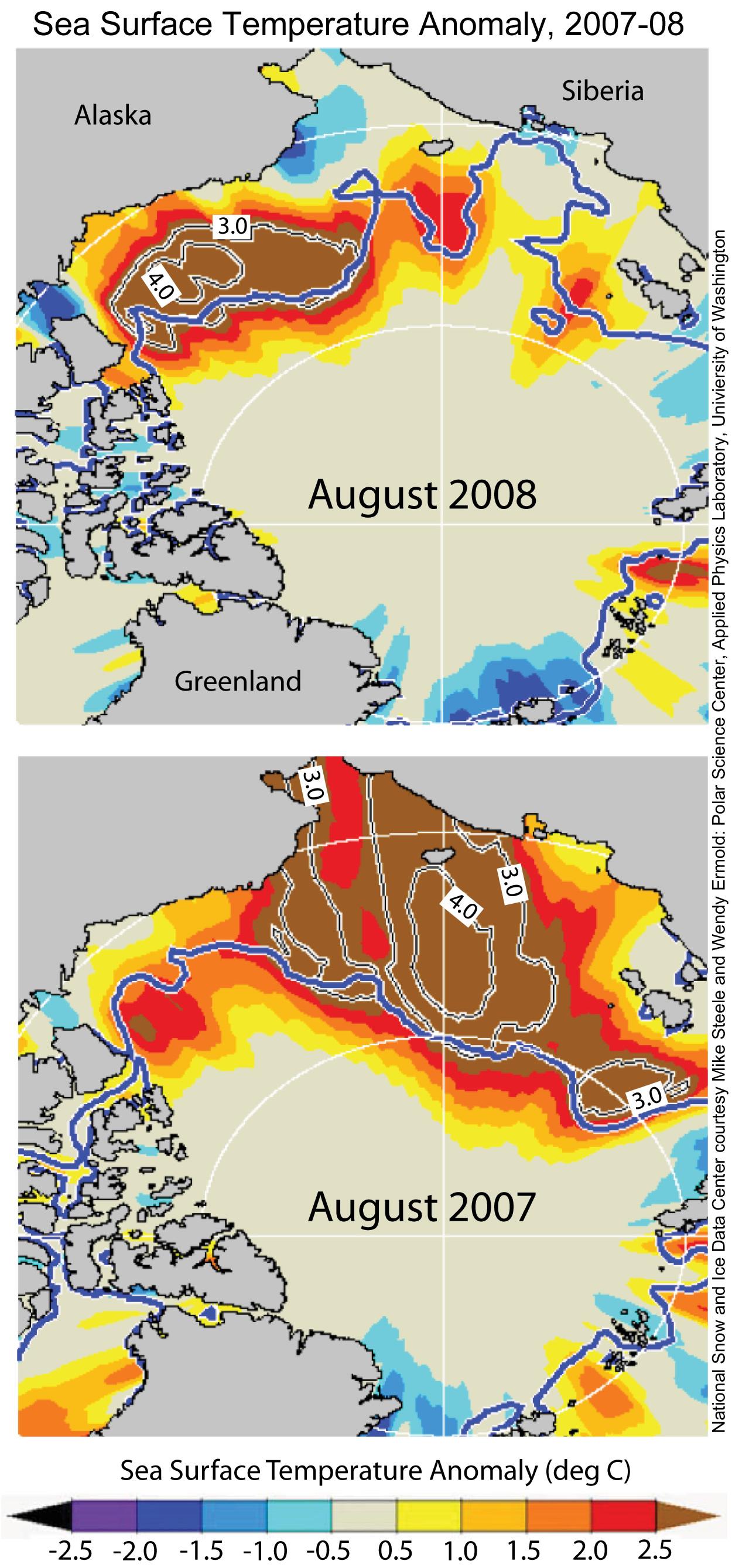 Sea Ice Stretch Run #3   Climate Audit