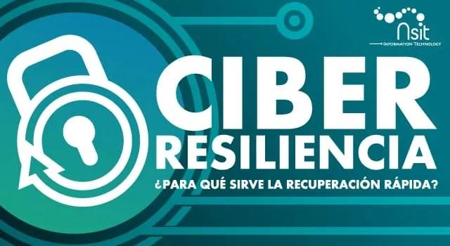 Ciber Resiliencia Nsit