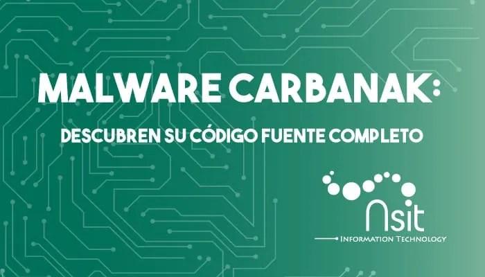 Carbanak malware nsit