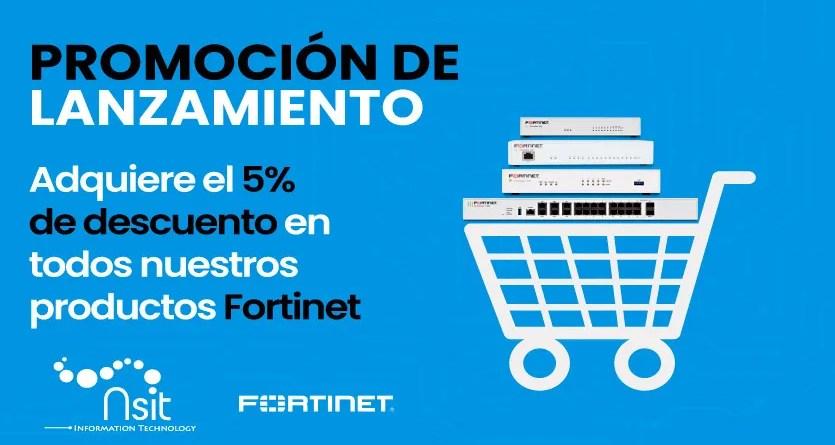 compra productos fortinet en línea nsitshop