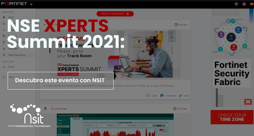 info de evento nse xperts summit nsit
