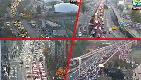 Резултат слика за saobraćajna gužva u beogradu