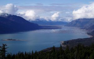 Haines Chilkat River