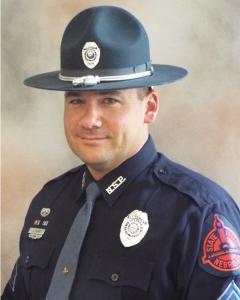 Sgt. Cody Paro