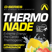 thermonade weight loss and pre workout