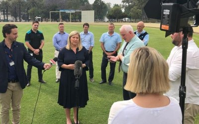Nats launch sports fund to tackle rural mental health