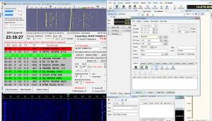 6/14/2011 - Digital JT65 contact
