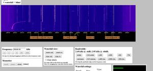 W5ZA WebSDR