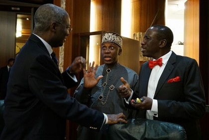 Fashola, Amaechi and Monguno