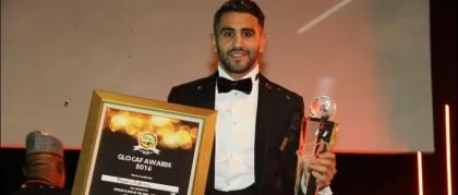 Riyad Mahrez wins 2016 African Player of the Year Award
