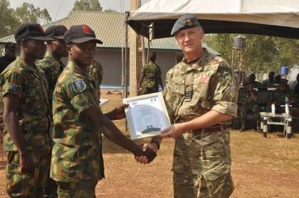 President Buhari Appreciates British Government Support In Degrading Boko Haram