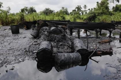 Image result for 'Operation Delta Safe' destroys illegal refineries
